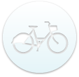 feature icon bike